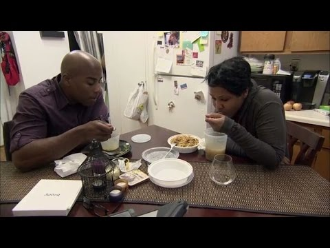 Vaughn & Monet  the black marriage  that  couldn't make it