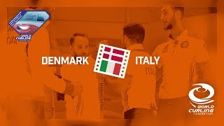 HIGHLIGHTS: Denmark v Italy - Men Qualification Game - Olympic Qualification Event 2017