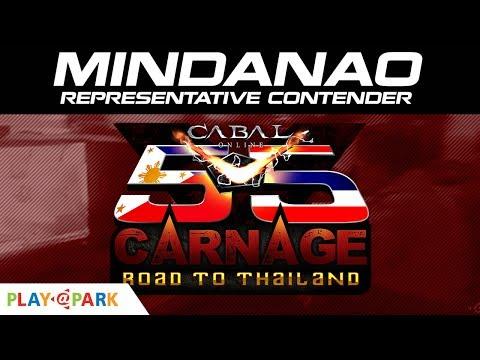 CABAL Online PH: 5v5 Carnage DAVAO winner and MINDANAO representative (Ogawi)
