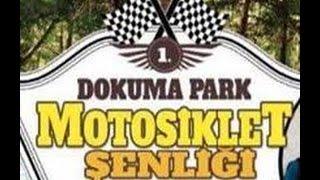 Kepez Dokuma Park 1.Motosiklet Şenliği (Antalya)