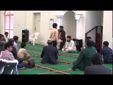 Perth Mehfil e Naat Part 2 2014 Hafiz Khalil Sultan