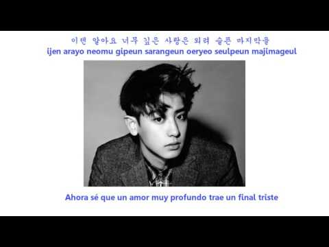 Chen, Chanyeol (EXO) - If We Love Again [Sub Español + Hangul + Rom] Sugan Man OST