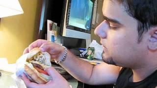 Guacamole Bacon Burger - Parte I