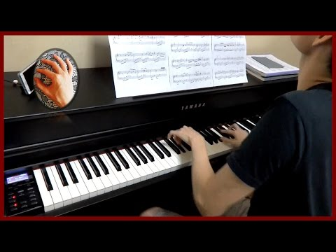 Aladdin  A Whole New World Piano Arranged  Hirohashi Makiko