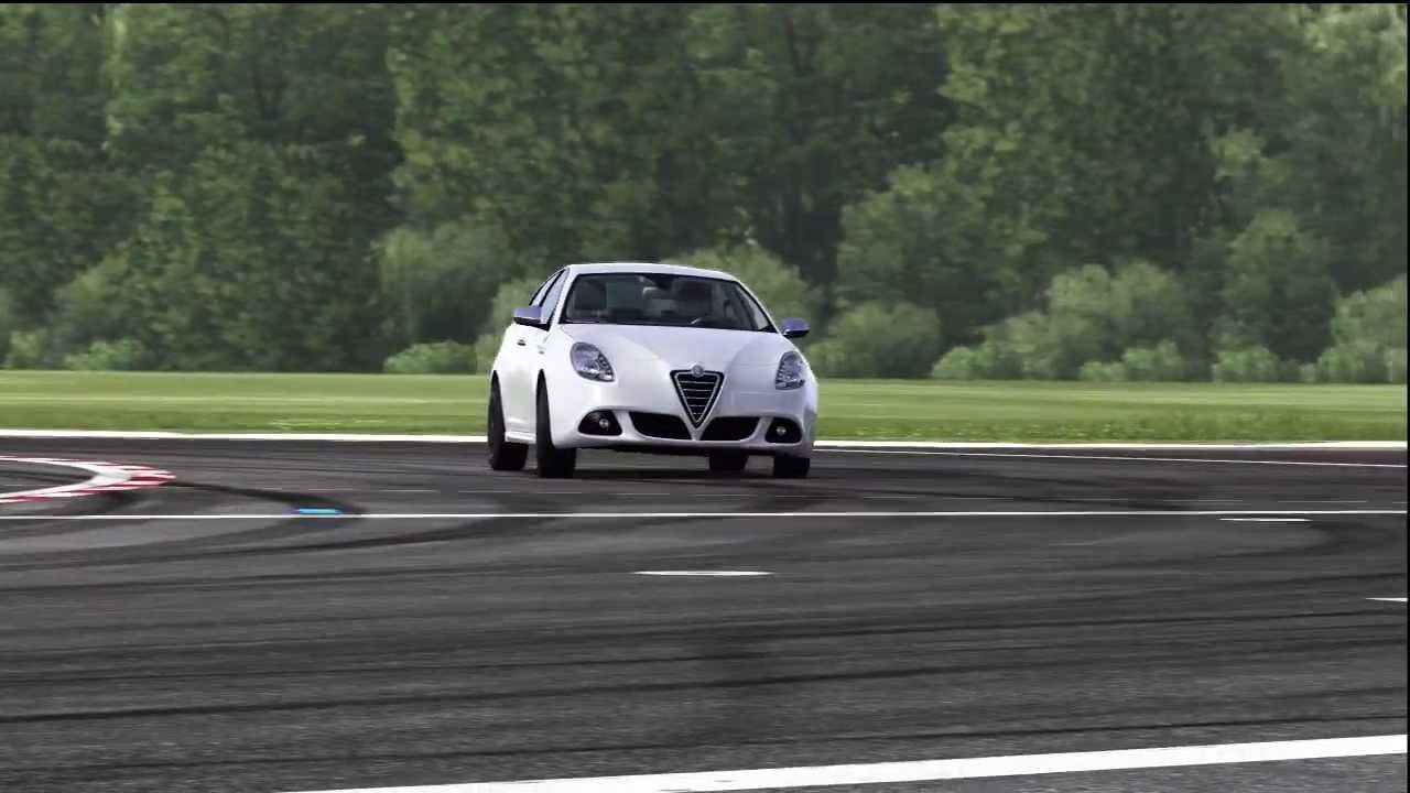 alfa romeo giulietta quadrifoglio verde top gear track. Black Bedroom Furniture Sets. Home Design Ideas