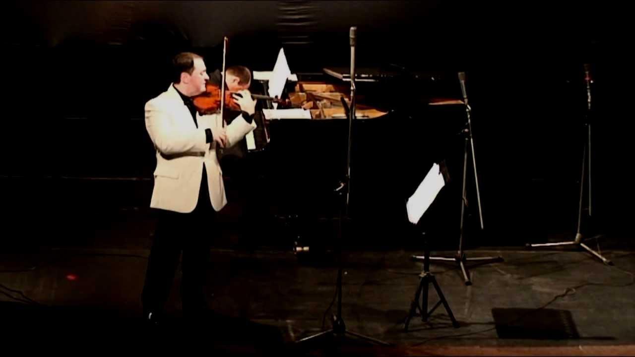 Parashkevov, Bachvarov: Pablo de Sarasate - Romanza Andaluza op.22 no.1