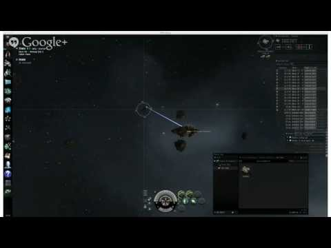 Eve Online - Beginners Training - Mining Mission Issues