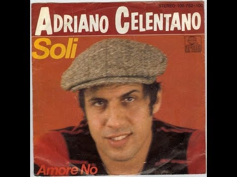 Soli, Adriano Celentano (1979), by Prince of roses