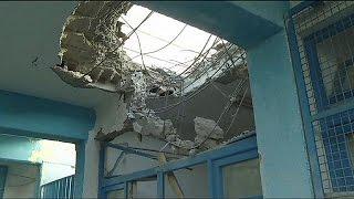 Mehrere Opfer bei Angriff auf UN-Schule