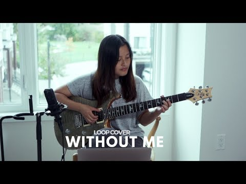 Without Me - Halsey Electric Guitar Cover