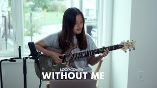 Without Me - Halsey (Electric Guitar Cover)