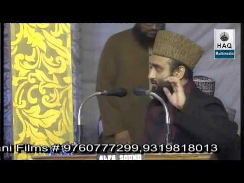 Naat Abdul Hannan qadri badayuni in urs e qadri 2016