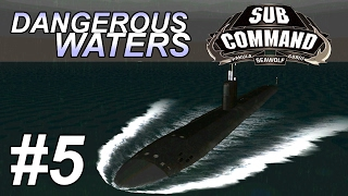 Sub Command 688(I) in Dangerous Waters+RA1.41 (5) US Transit