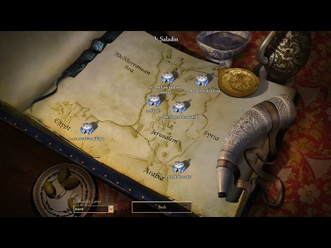 Age of Empires II: Age of Kings Campaign - 3.6 Saladin: The Lion and the Demon