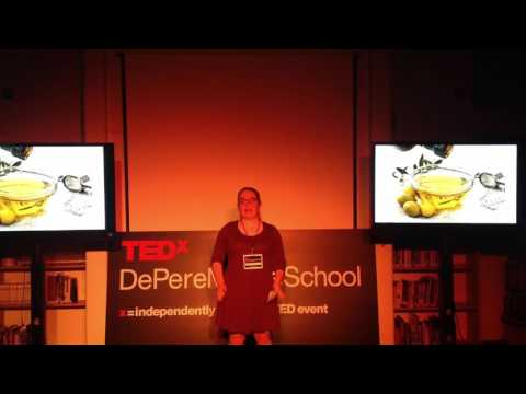 How I Reversed My Pre-Diabetes | Kate Kowalczyk | TEDxDePereMiddleSchool