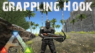 Download ark grapple videos dcyoutube ark survival evolved fun with the grappling hook malvernweather Gallery