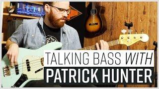 Patrick Hunter Talks BASS - #TGU18