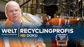 Goldgrube Mülltrennung - Profis der Recycling-Branche | HD Doku