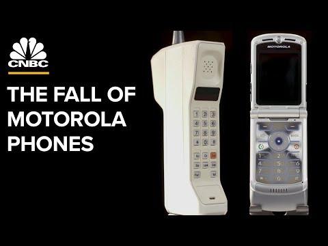 What Happened To Motorola?