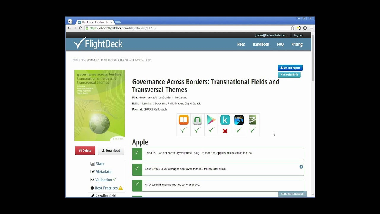 FlightDeck - Reports