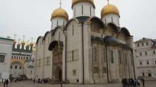 Niezwykly Swiat - Rosja - Moskwa - Sobór Uspieński