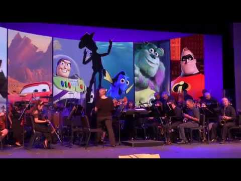 4K The Music of Pixar Live!  at Disney's Hollywood Studios 2017