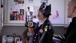 Adam Ant - Shrink - from the Blublack Hussar