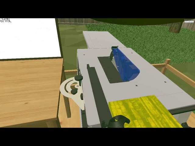 Use of Power Tools - Tool Demo Video TableSaw