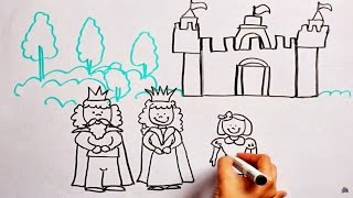 Blanca Nieves y Los 7 Enanitos | Y muchos más cuentos infantiles | ¡50 min de Lunacrec thumbnail