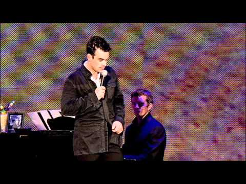 Robbie Williams - Mr. Bojangles ( Live At Knebworth )