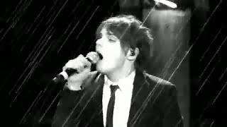 Gerard Way MCR junto a Duran Duran