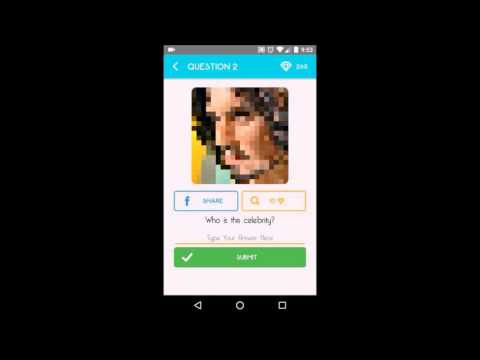 Pixelate Celebrity Quiz - Apps on Google Play
