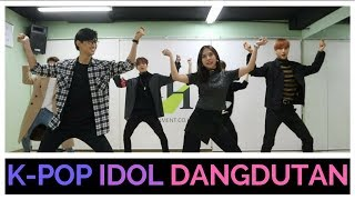 Gambar cover DANGDUTAN BARENG K-POP IDOL DAN MAEN RANDOM PLAY DANCE! SERU ABIS!