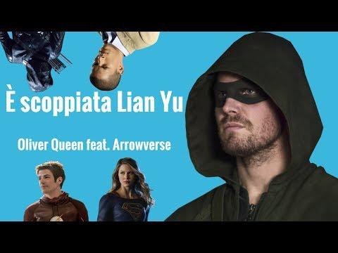 È SCOPPIATA LIAN YU - SHAPE OF YOU PARODIA (OLIVER QUEEN FEAT. ARROWVERSE) SPOILER
