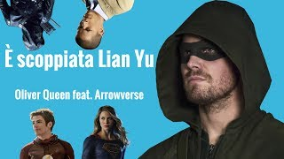 È SCOPPIATA LIAN YU - SHAPE OF YOU PARODIA (OLIVER QUEEN FEAT. ARROWVERSE) SPOILER