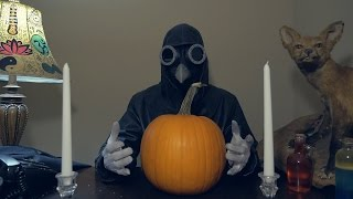 The Great Pumpkin Treatment by Corvus D. Clemmons, ASMR Plague Doctor
