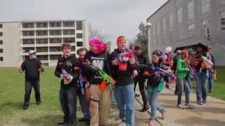 HvZ: Wild West Mission 3 - Missouri State University - Thunderdome Documentary