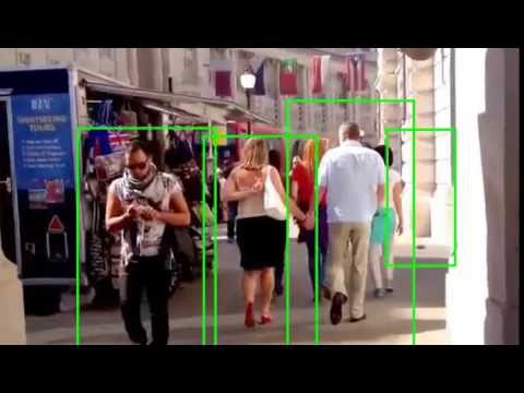 Human Detection using Histogram of Oriented Gradients (HOG) with OpenCV  3 0 0- Python 2 7