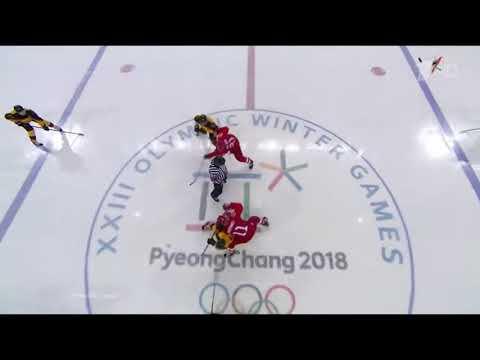ФИНАЛ Олимпиады 2018. Россия-Германия 4:3.Голы.Обзор матча.