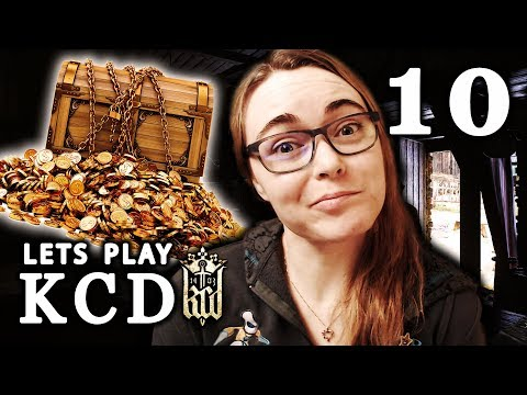 (King of the Morons) Lilia Plays Kingdom Come: Deliverance - Part 10