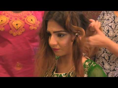 Asian/Indian Bridal Make Up & Hair In Mombasa at The Fashion loft