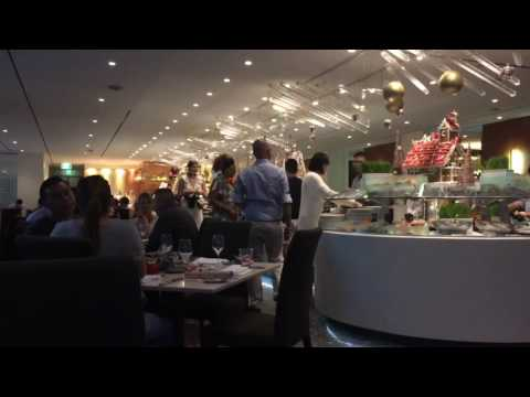FEAST BUFFET DINNER AT SHERATON HOTEL SYDNEY NSW AUSTRALIA