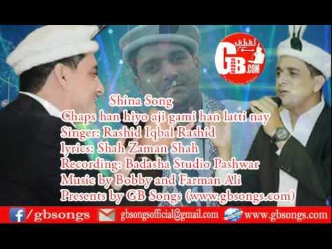 Tittle: Chaps han hiyo aji gami han latti nay Singer: Rashid Iqbal Rashid Lyrics: Shah Zaman Shah
