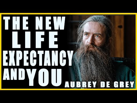 Reversing Aging And Living For Hundreds Of Years | With Aubrey De Grey - The Talk Spot