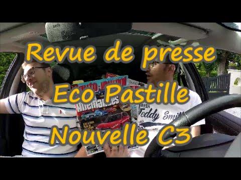 REVUE DE PRESSE Eco pastille, nouvelle C3 #1/3