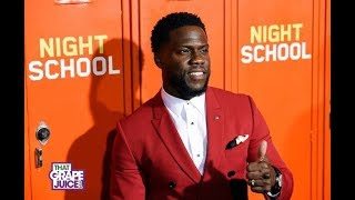Night School: Kevin Hart & Cast Talk Hit Movie