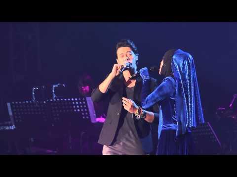 Shila Amzah 茜拉 《LOVE》Live Concert in Malaysia - 好久不见 ft James楊永聪