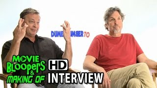Dumb And Dumber To (2014) Interview - Peter & Bobby Farrelly (Directors)