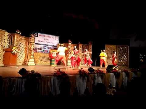 Challidaru Maligeya folk dance
