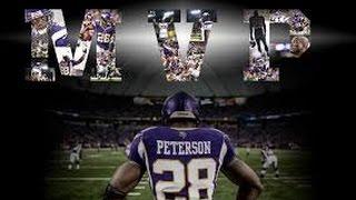 "Adrian Peterson    ""Flex""    2015 Highlights"